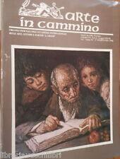ARTE IN CAMMINO 2 semestre 1996 Teresa Marcellino Grassi Alfonso Grassi Cravotta