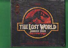 The Lost World: Jurassic Park - 3D ED.OST COLONNA SON. CD DIGIPACK  SIGILLATO