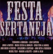 Joao Neto e Frederico : Festa Sertaneja 1 CD