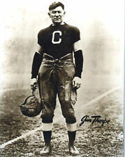 Vintage Football Jim Thorpe Antique Football Uniform Worlds Greatest Athlete WOW