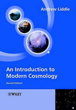 New, An Introduction to Modern Cosmology, 2nd Edition (Physics), Liddle, Andrew,