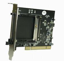 ICS-C1C - 1 Slot PCI zu PCMCIA Adapter für 16 bit PCMCIA Karten / Cardbus Karten