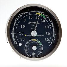 Thermomètre et Hygromètre / Humidité Température Echelle de Mesure Jauge B