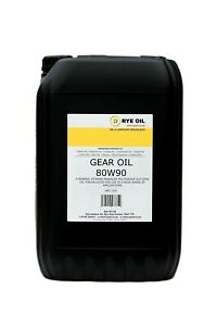 EP 80w90 GL5 Hypoid 5 litre 5L
