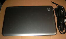 "15.6"" HP Pavilion G6 Laptop i5-2450M 2.5G/4GB/250GB Webcam w Charger Ok Battery"