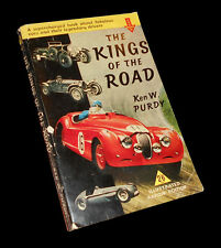 The Kings of the Road - Sports Racing Drivers - Bugatti Flying Mantuan - Le Mans