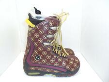 Burton Sabbath LE Snowboard Boots Men's Sz 11 Brown Freestyle