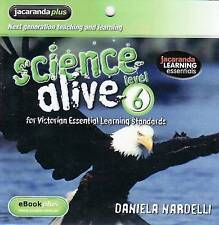 Science Alive for VELS Level 6 EBookPLUS (Registration Card) by Daniela...