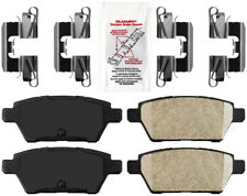 Disc Brake Pad Set Rear Autopartsource PRC1161