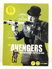 Chapeau melon et bottes de cuir - Année 65 Coffret 2 DVD N°1 The Avengers