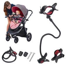 Handfree Adjustable Water Milk Bottle Clip Holder Bracket for Baby Stroller Bed