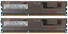 16 ГБ 2 X 8 ГБ DDR3 1333 Reg память ОЗУ для DELL PRECISION T5500 T5600 T7500 T7600