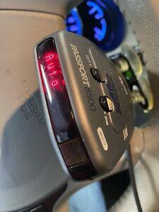 Escort Passport 8500 X50 Laser Radar Detector Red Tested Working