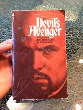 Anton Lavey The Devil's Avenger Burton H Wolfe Book Church of Satan Original COS