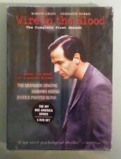 WIRE IN THE BLOOD  the complete first season one 1  DVD NEW  corner dings scuffs