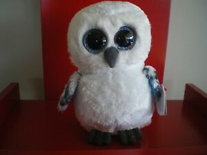 Ty Beanie Boos Spells the owl  6 inch NWMT. In stock now Sparkly eyes