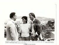 O437 Nick Nolte Joanna Cassidy Gene Hackman Under Fire 1983 8 x 10 vintage photo