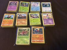 POKEMON TRADING CARD GAME LOT OF 500 CARDS BULK NO ENERGY HOLOS INCLUDED