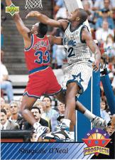1992-93 Upper Deck #474 Shaquille O'Neal TP (ref57211)