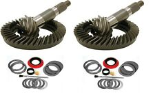 """1979-1985 - TOYOTA 8"""" INCH 4CYL - 5.71 RING AND PINION - MINI INSTALL - GEAR PKG"""