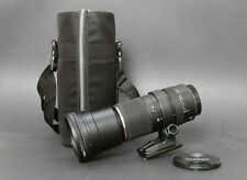 Tamron SP A08 200-500mm F/5-6.3 LD AF IF Di Lens For Canon, Tested, Free Ship US