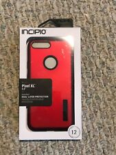 "Incipio Dualpro Dual-Layer Phone Case for Google Pixel XL 5.5"" - Red/Black"