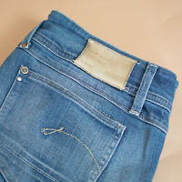 GStar Lynn Bootleg Jeans Bootcut Blue Women's Vintage (LabelW34L34) W 34 L 34