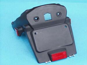 00-09 Buell Blast license plate braket rear inner fender