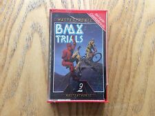 BMX Trials Commodore 64 Game! Complete! Look At My Other Games