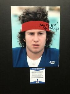John McEnroe autographed signed 8x10 photo Beckett BAS COA Tennis Wimbledon ATP