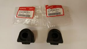Genuine Honda Civic 5Dr & 3Dr (*) Front Anti-Roll Bar 'D' Bushes 2009 To 2011