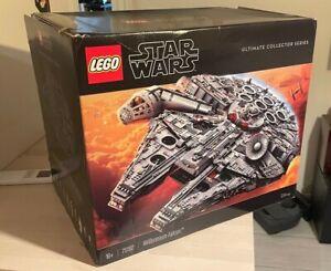LEGO 75192 Millennium Falcon UCS - SCATOLA - SOLO SCATOLA - NO MATTONCINI