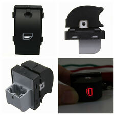 Passenger Side Front Left  Electric Power Window Switch Audi A4 B6 8ED959855 Use