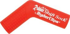 RYDER CLIPS RUBBER SHIFT SOCK BOOT SHOE PROTECTOR LEVER COVER - CHOOSE COLOR