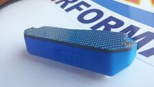 RC8b3 Battery Box - Blue carbon fiber - Fits Buggy & Truggy