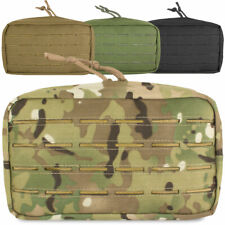 Bulldog Laser MOLLE Large Horizontal Military Army Tactical Utility Pouch Pocket