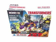 KRE-O Transformers Dinobot Charge Set A6949 - 66 Pieces NEW!!