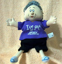 "RUSS ""I've Got It and Men Still Want It!"" Birthday Gag Gift Toy Doll 10"" Stuffed"
