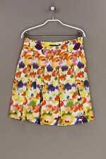 MANGO SUIT Skort Rock integrierte Hose Blumen D 36 multicolor