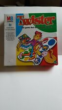 Twister Family Board Game MB Games 1999 hasbro vintage