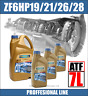 ATF,ZF6HP19,ZF6HP21,6HP26,6HP29,BMW,JAGUAR,AUDI,LAND ROVER,RANGE,GEARBOX OIL ATF