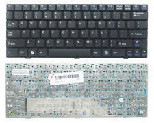 for MSI U100 N011 U160 U123 U135 U165 U110 U115 U120 U90X Black US Keyboard