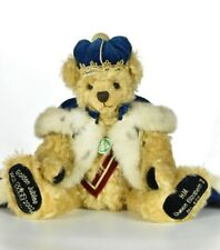 Hermann H.M. Queen Elizabeth II Golden Jubilee Bear Limited Edition Tagged