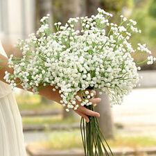 Artificial Baby's Breath Gypsophila Silk Flowers Bouquet Wedding-Party