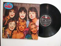"""LP - COCO - BAD OLD DAYS """" HANSA INTERNATIONAL von 1978 """" (WASHED)"""