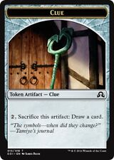 4 x Clue Token (015/018) - Shadows over Innistrad - Common