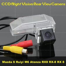 Car Rear View Camera for for Mazda 6 Ruiyi M6 Atenza RX8 RX-8 RX 8 Reversing Cam