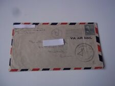 US cover, US Navy cancell, Dec. 21, 1942.  Passed by Censor.
