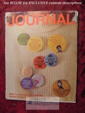 LADIES HOME JOURNAL January 1968 Jan 68 ROBERT F KENNEDY EILEEN FORD