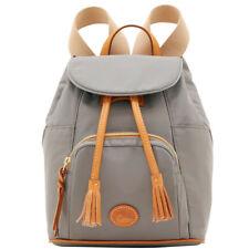 Dooney & Bourke Miramar Medium Murphy Nylon Backpack Grey